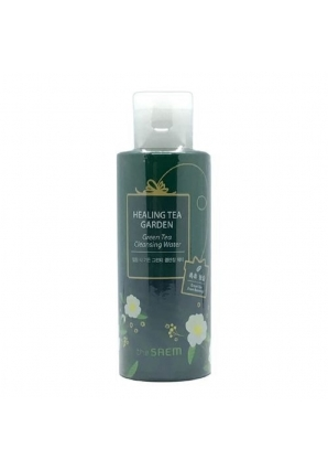 Очищающая вода Healing Tea Garden Cleansing Water 150 мл (The Saem)