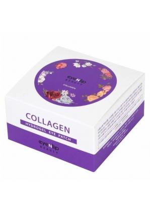 Гидрогелевые патчи для глаз с коллагеном Collagen Hydrogel Eye Patch 60 шт (Eyenlip)