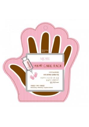 Маска для рук Premium Hand care pack 8 гр (Mijin)