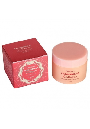 Крем для лица с коллагеном Cleanbello Collagen Essential Moisture Cream 50 мл (Deoproce)