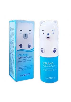 Стик для глаз увлажняющий с ледниковой водой The Saem Iceland Hydrating Eye Stick 8 гр (The Saem)