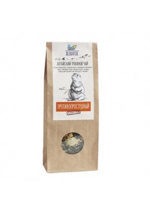 Травяной чай Противопростудный (при воспалении горла) 70 гр (Altaivita)