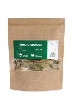 Гинкго Билоба (листья) 100 гр (Altaivita)