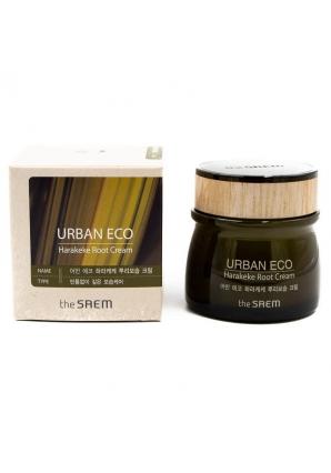Крем с экстрактом корня новозеландского льна Urban Eco Harakeke Root Cream 60 мл (The Saem)