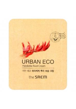 Крем с экстрактом корня новозеландского льна Urban Eco Harakeke Root Cream 1 мл (The Saem)