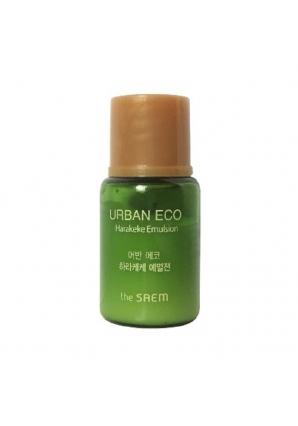 Эмульсия с экстрактом новозеландского льна Urban Eco Harakeke Emulsion 5 мл (The Saem)
