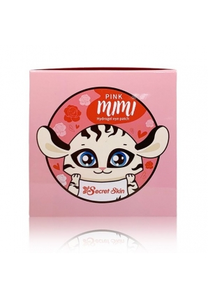 Патчи для глаз гидрогелевые Mimi Hydrogel Eye Patch 60 гр (Secret Skin)