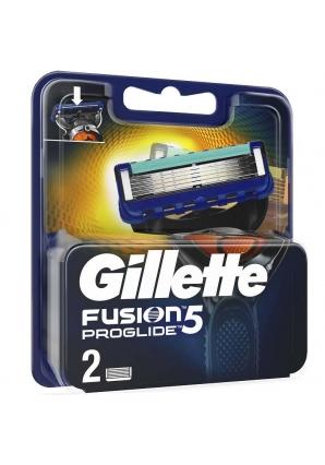 Сменные кассеты Gillette Fusion 8 шт (Gillette)