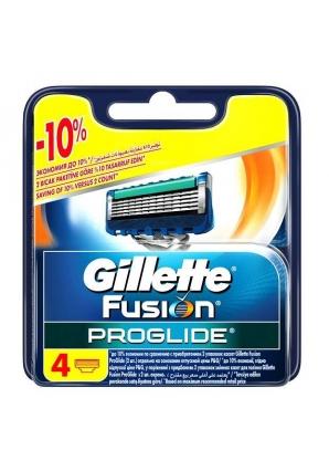 Сменные кассеты Gillette Fusion5 ProGlide 2 шт (Gillette)