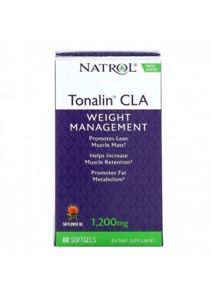 Tonalin CLA 1,200 мг 60 капс (Natrol)