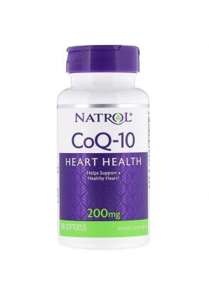 CoQ10 200 мг 45 капс (Natrol)