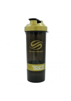 100% Whey Gold 3 в 1 600 мл (SmartShake)