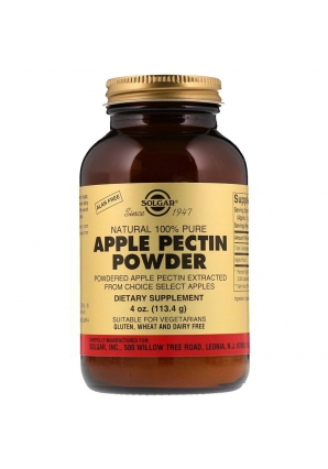 Apple Pectin Powder 113,4 гр (Solgar)