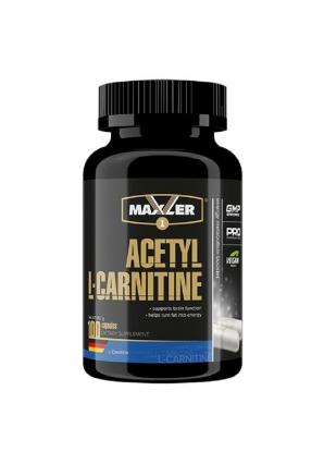 Acetyl L-Carnitine 100 EU капс (Maxler)