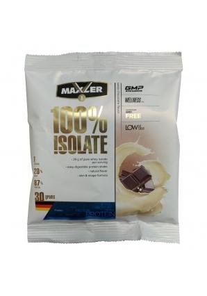 100% Isolate 30 гр (Maxler)