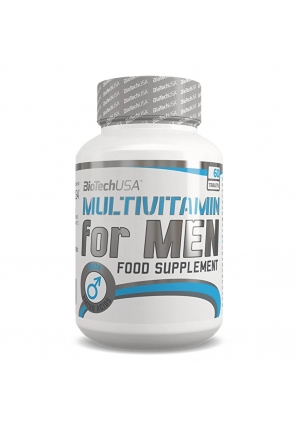 Multivitamin for Men 60 табл (BioTechUSA)