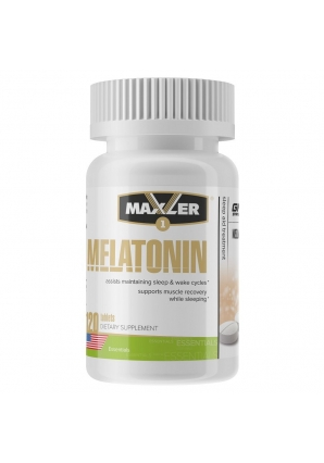 Melatonin 3 мг 120 табл (Maxler)