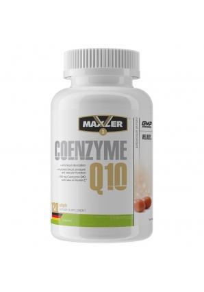 Coenzyme Q10 EU 120 капс (Maxler)