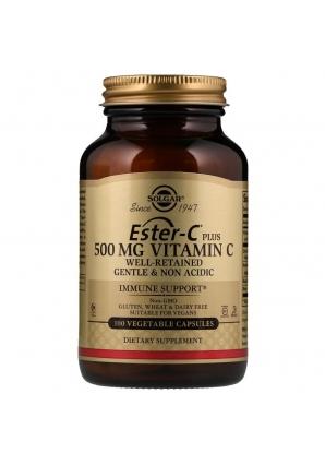 Ester-C Plus Vitamin C 500 мг 100 капс (Solgar)