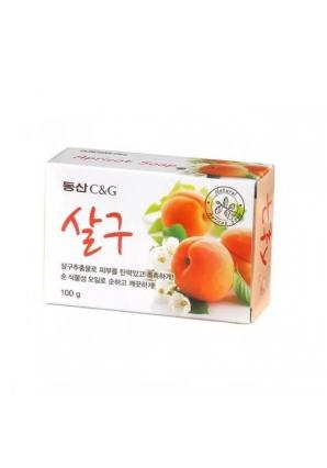 Мыло туалетное абрикос Apricot Soap 100 гр (Clio)