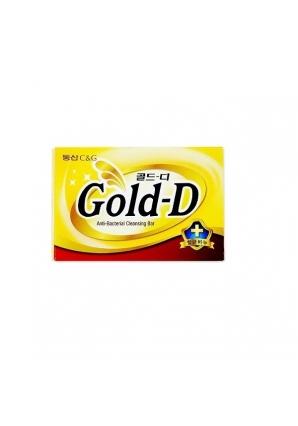 Мыло туалетное Gold-D Soap 100 гр (Clio)
