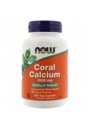 Coral Calcium 100 капс (NOW)