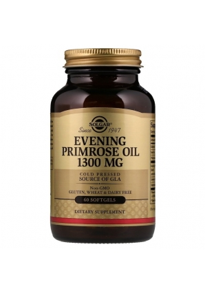 Evening Primrose Oil 1300 мг 60 капс (Solgar)