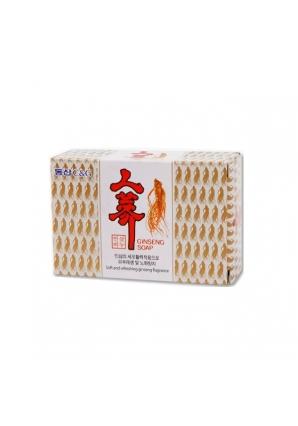 Мыло туалетное женьшень Ginseng soap 100 гр (Clio)