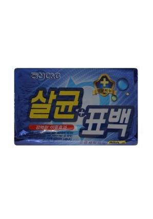 Мыло хозяйственное Bactericidal Bleaching Soap 230 гр (Clio)