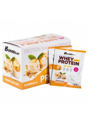 Whey Protein 20 шт 30 гр (BomBBar)