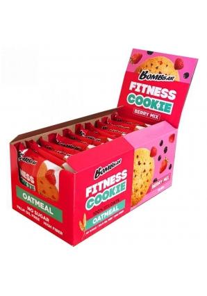 Овсяное Fitness печенье 12 шт 40 гр (BomBBar)