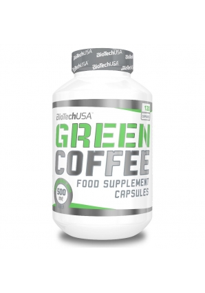 Green Coffee 120 капс (BioTechUSA)