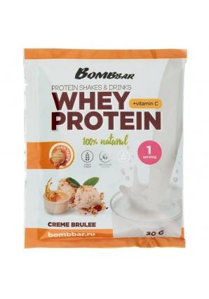 Whey Protein 1 шт 30 гр (BomBBar)
