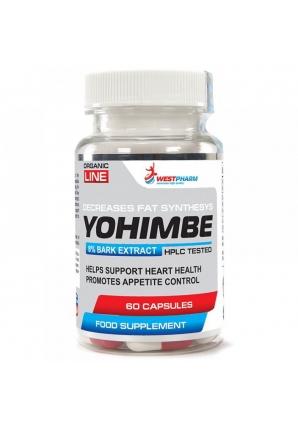 Yohimbe Extract 50 мг 60 капс (WestPharm)