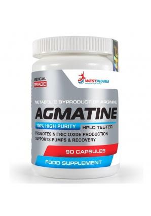 Agmatine 500 мг 90 капс (WestPharm)