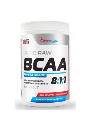 BCAA 8:1:1 400 гр (WestPharm)