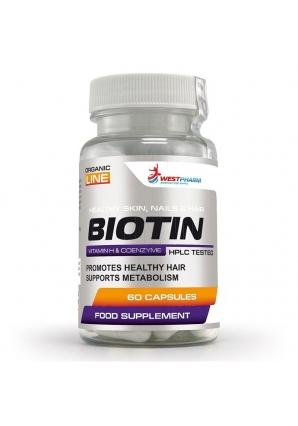 Biotin 60 капс (WestPharm)