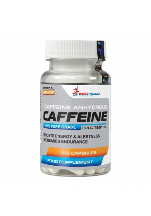 Caffeine 60 капс (WestPharm)