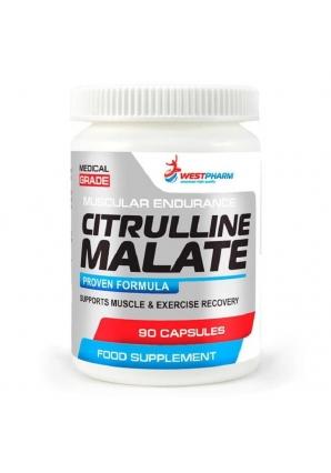 Citrulline Malate 90 капс (WestPharm)