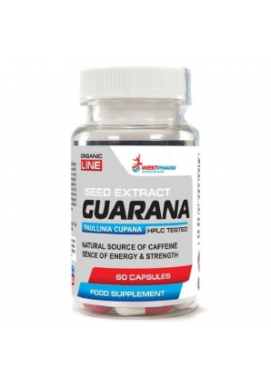 Guarana 60 капс (WestPharm)
