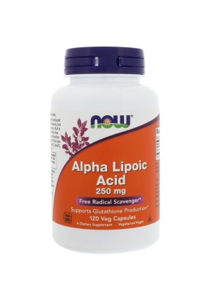 Alpha Lipoic Acid 250 мг 120 капс (NOW)