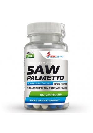 Saw Palmetto 60 капс (WestPharm)
