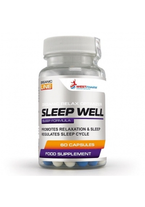 Sleep Well 60 капс (WestPharm)
