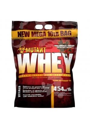 Mutant Whey 4540 гр - 10 lb (Mutant)