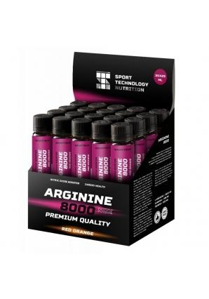 Arginine 8000 25 мл 20 амп (Спортивные технологии)
