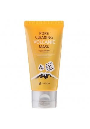 Маска вулканическая для глубокой очистки пор Pore Clearing Volcanic Mask 80 гр (Mizon)