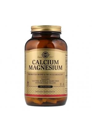 Calcium Magnesium 250 табл (Solgar)