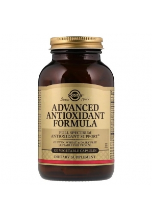 Advanced Antioxidant Formula 120 капс (Solgar)