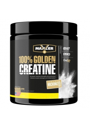 100% Golden Creatine 1000 гр (Maxler)