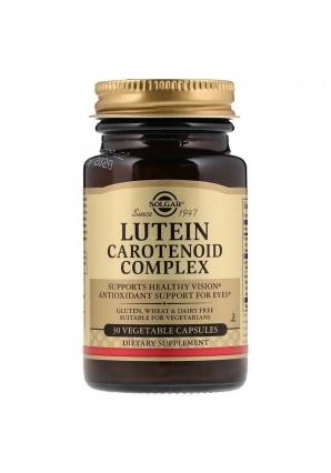 Lutein Carotenoid Complex 30 капс (Solgar)